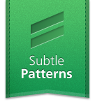 Subtle Patters offers free web patters and textures