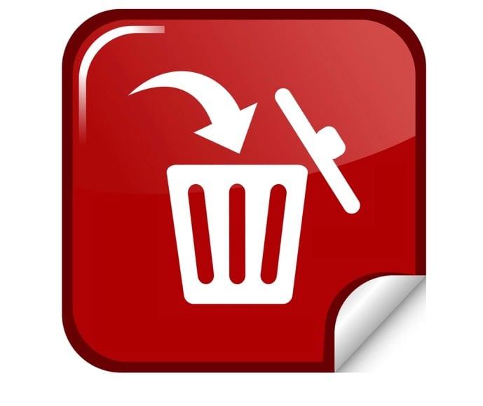 delete button image -#main