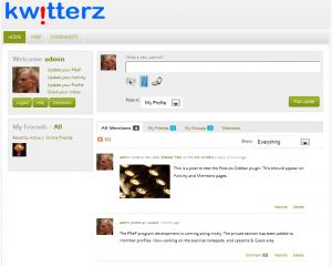 WordPress Sidebar Plugin - Screenshot of Floating Sidebar Plugin in Action-1