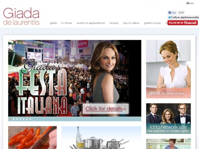 giadadelaurentiis-wordpress-site