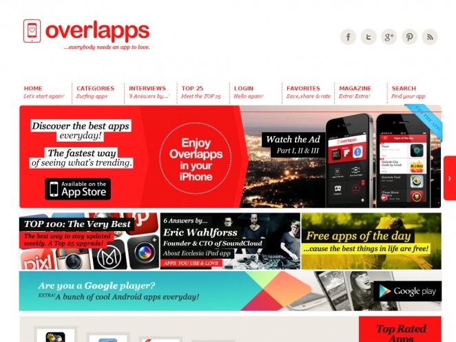 overlapps-wordpress-site
