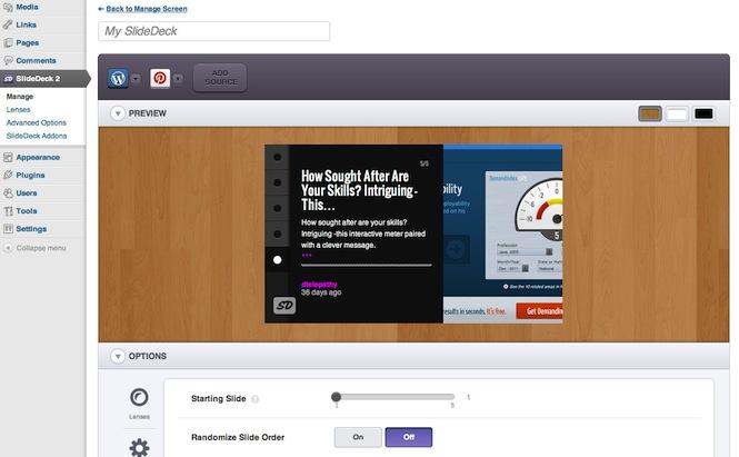 SlideDeck 2 Lite