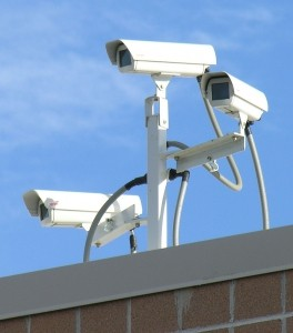 WordPress User Log-Security cameras keep a watchful eye