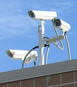 WordPress User Log-Security cameras keep a watchful eye