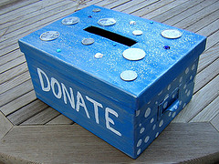 Add Widgets To Your WordPress Website To Take Donations.