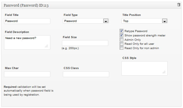 buddypress custom profile menu nulled definition