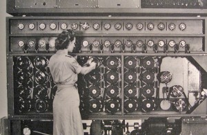 WordPress Jobs-Photo of US Navy Cryptographer