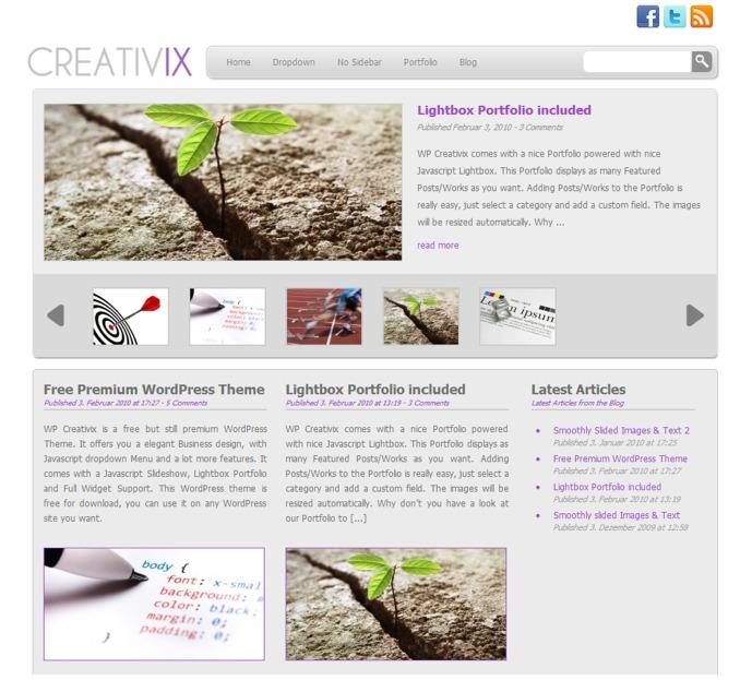 WP-Creativix
