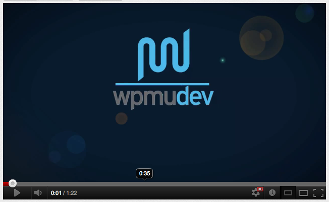 WPMUDEVvideos