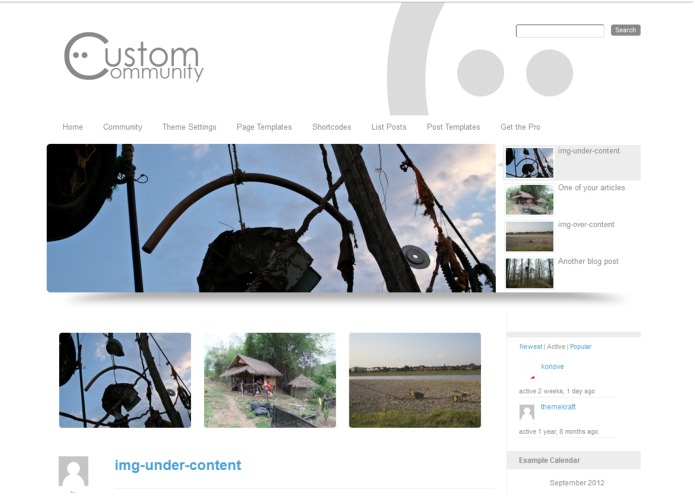 custom-community