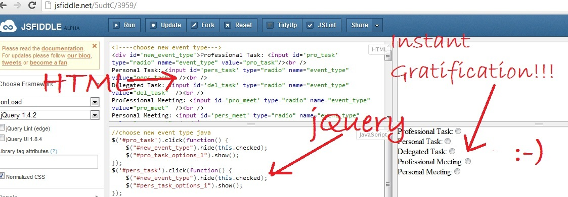 Daily Tip: Troubleshoot Your WordPress jQuery Code FAST