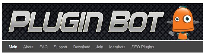 PluginBot Website Signup