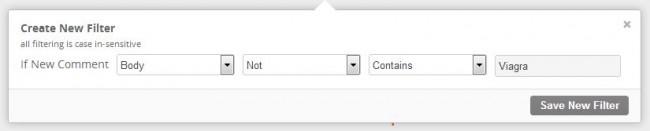 Screenshot Of Zapier Filter Condition.