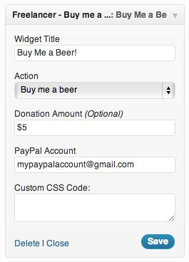 Buy Me a Beer/Coffee