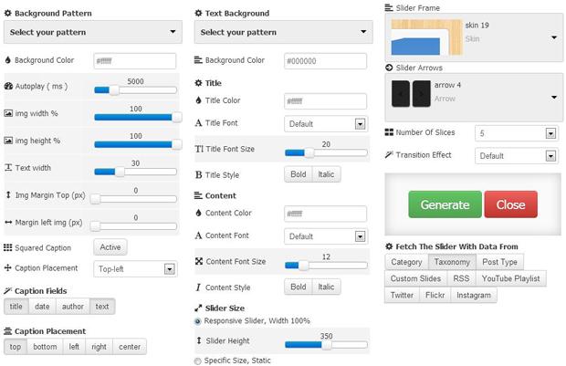 jQuery Slider Shock: The Best Free Responsive Slider Plugin