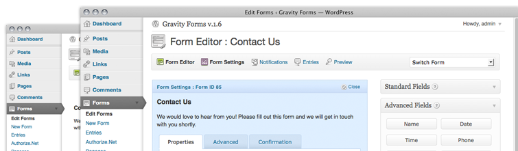 7 Solid Plugins For Creating Custom Forms With WordPress - Dennis J
