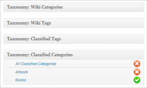 WordPress Sidebar Plugin - Display on selected content