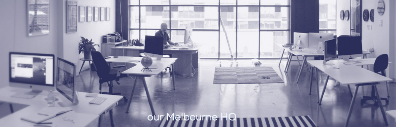 We've got the office, the desks, the macs and the location... now all we need is you!