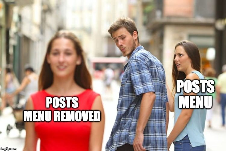 Posts ... who needs it?