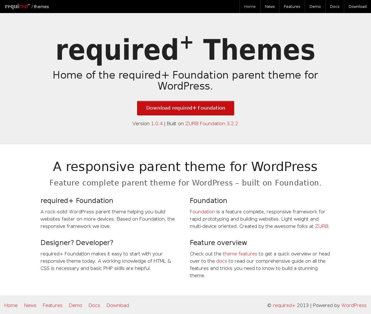 build beautiful wordpress sites with zurb u0026 39 s responsive