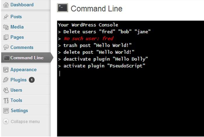 How to Make a Command Line for Your WordPress Site - WPMU DEV