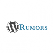 WordPress Rumors