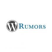 WordPress Rumors