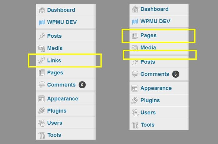 admin-menu-editor-old-vs-new