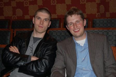 Jeff Chandler and Matt Mullenweg