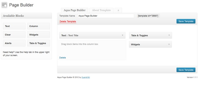 aqua-page-builder-settings