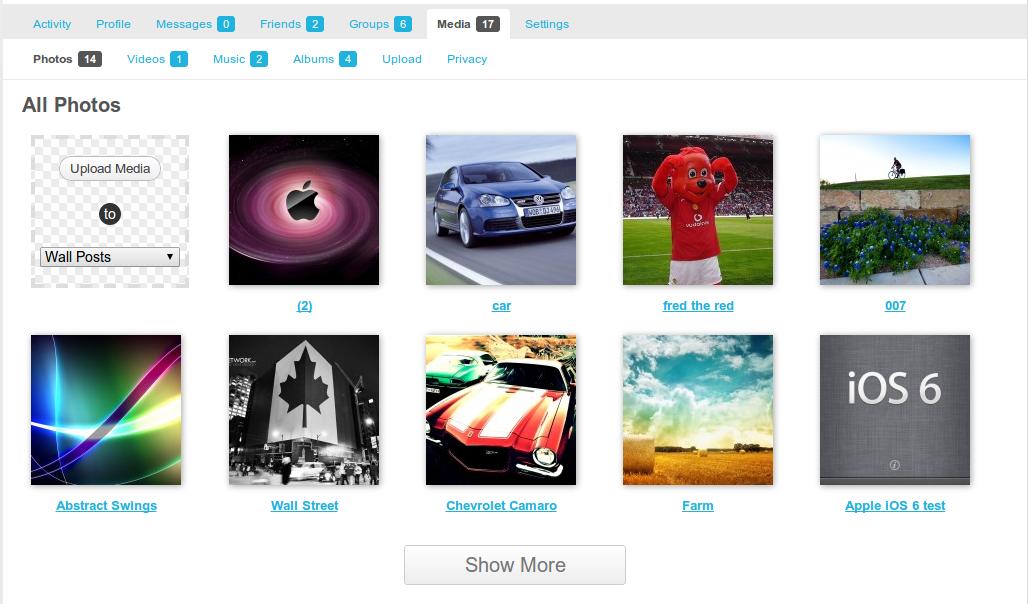 rtMedia: A Comprehensive Media Plugin For WordPress, BuddyPress and bbPress