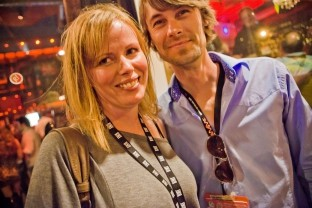 Joshua and Sally Strebel