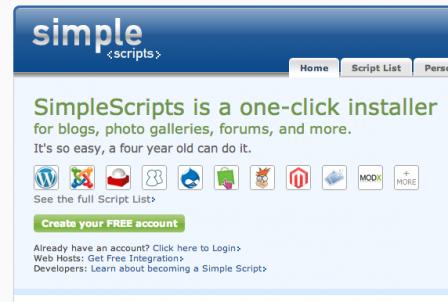 SimpleScripts