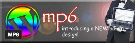 WordPress MP6 plugin