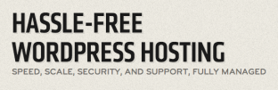 WP Engine hassle-free WordPress hosting