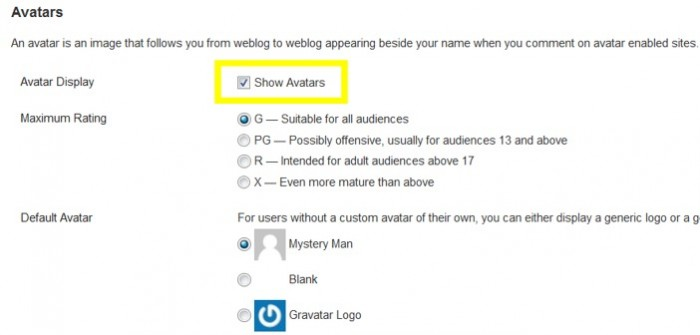 show-avatars