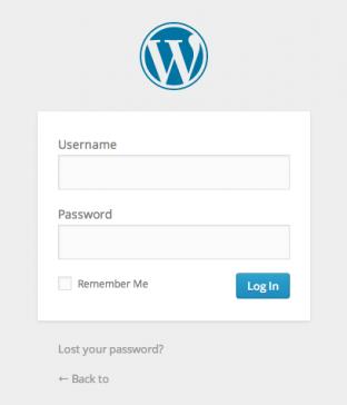 WordPress strengthening passwords
