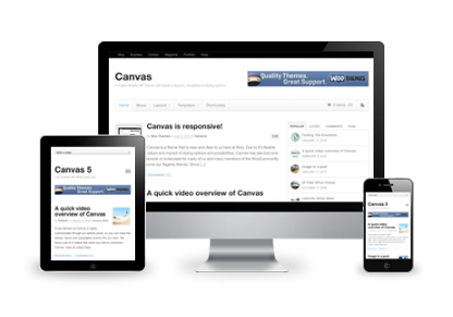 WooThemes Responsive