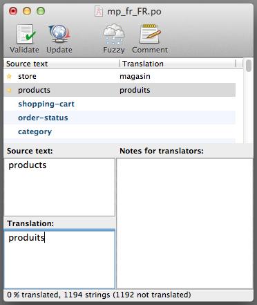 Poedit Translate