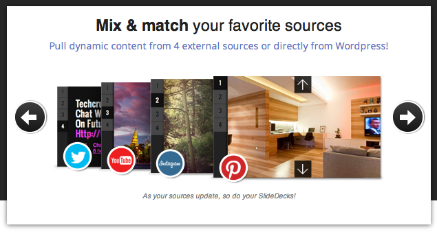 اسلایدر SlideDeck 2 Lite وردپرس