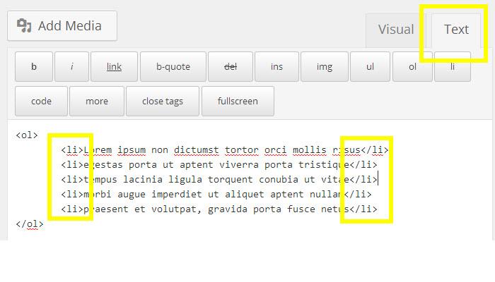 normal-list-code