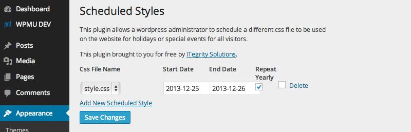 schedule-styles