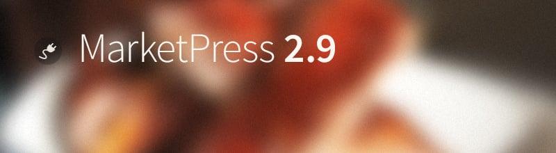 MarketPress 2.9