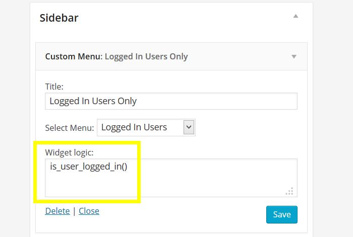 widget-logic-menu