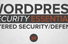 WordPress security essentials - layered security