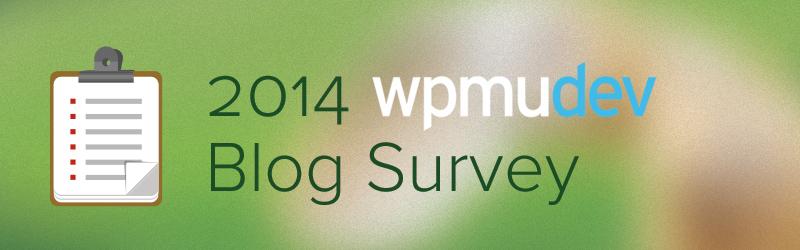 wpmudev-survey