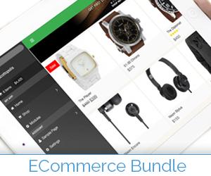 Screenshot of the e-commerce bundle