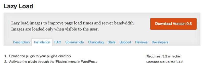 help wordpress load faster