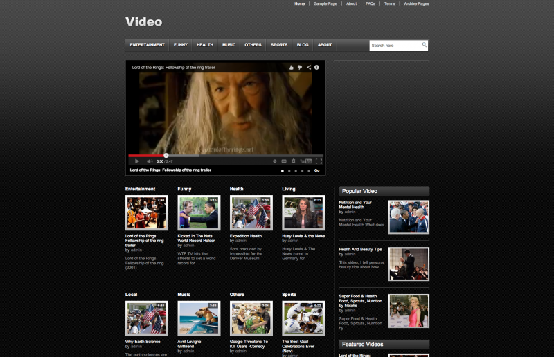 webvideo