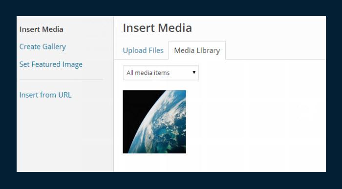 author-media-library